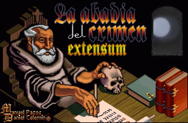 Abadía del Crimen extensum